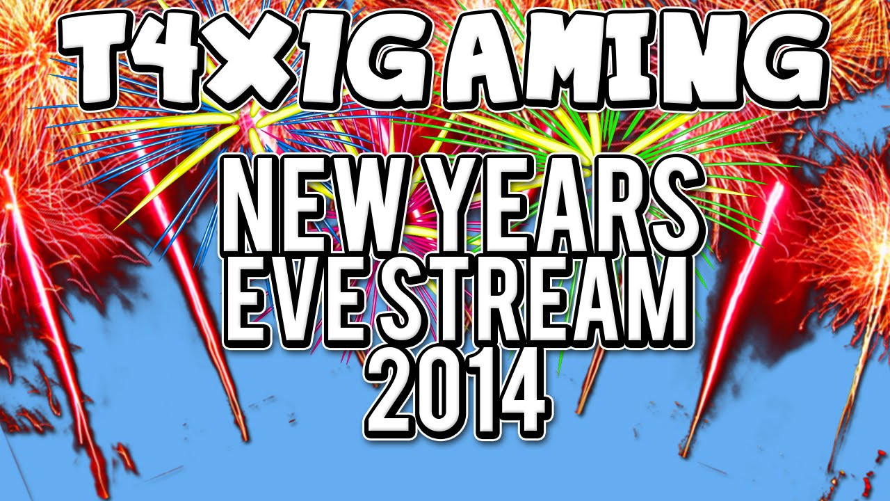 Live Stream New Years Eve 2014