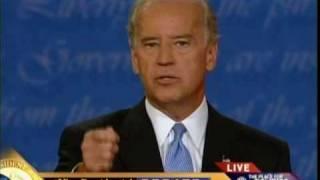 "10/2/08 Vp Debate: Mccain's Health Care Plan ""ultimate Bridge To Nowhere"""