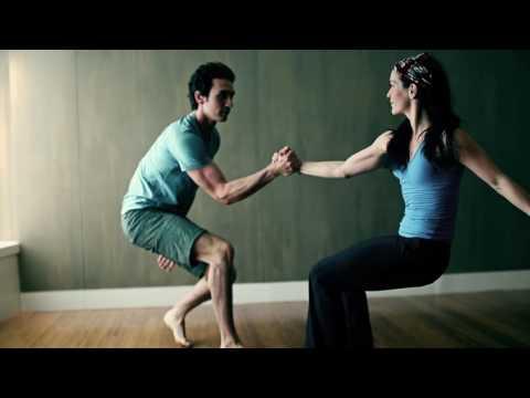 Dancing with the heart   Pure teachers Corina and Daniel