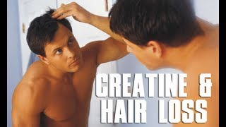 Does creatine cause hair loss?