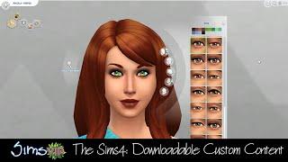 The Sims 4: Rainbow Eyes, Black Cat Socks, & More