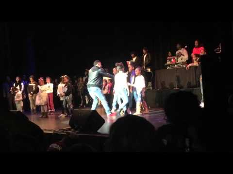 December 27 I can make you dance concert/silento-all about you