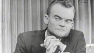 What's My Line? - Spike Jones; Steve Allen [panel] (Jul 4, 1954)