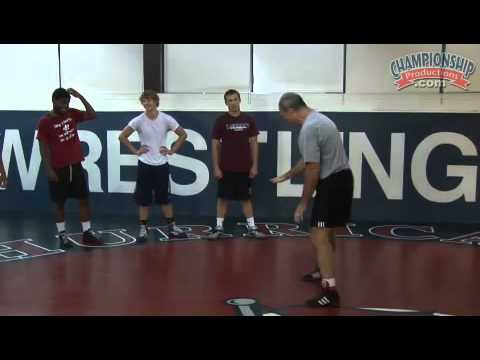Practice Drills for Developing Wrestlers