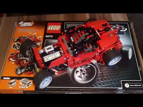 lego technic 8070 alternative model building youtube. Black Bedroom Furniture Sets. Home Design Ideas