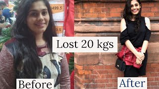 How to eat flexibly and lose weight||How I lost weight||