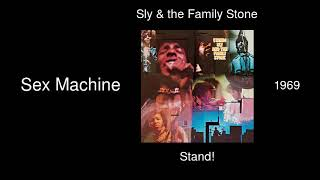 Sly & the Family Stone - Sex Machine - Stand! [1969]