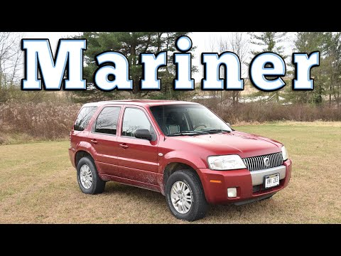 2008 Mercury Mariner: Regular Car Reviews
