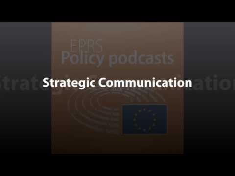Strategic Communication [Policy Podcast]