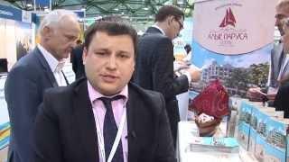 Интервью с Антоном Ахсалба - представителем собственника гостиницы «Алые паруса» (г. Феодосия)(, 2014-05-19T12:28:56.000Z)