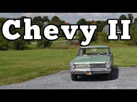 1965 Chevrolet Chevy II Nova: Regular Car Reviews