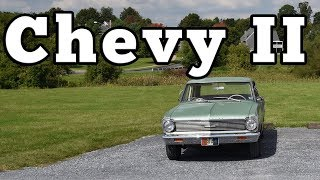 1965 Chevrolet Chevy II Nova: Regular Car Reviews