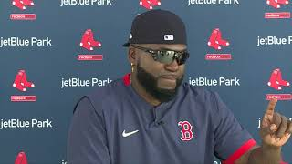 """David Ortiz Calls Mike Fiers """"snitch,"""" Sounds Off On Astros Cheating"""