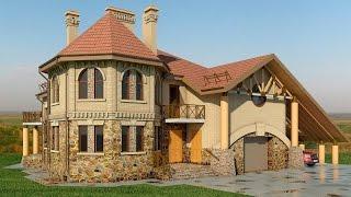 Оригинальные проекты домов(, 2014-10-12T15:12:01.000Z)