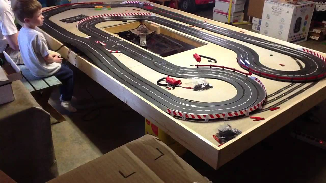 Building a table for slot cars magasin casino jouets