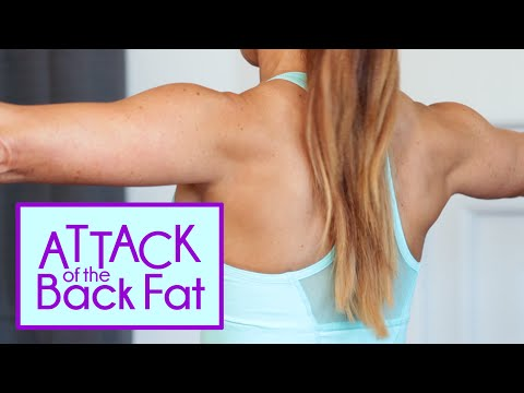 Bra Fat – How you can Eliminate It