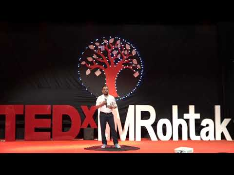 How I landed in the Sports Industry | Radhakrishnan Sreenivasan | TEDxIIMRohtak