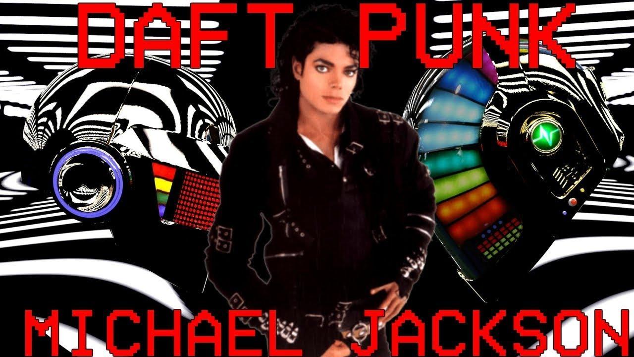 Daft Punk X Michael Jackson (Get Lucky and Billie Jean)MASHUP