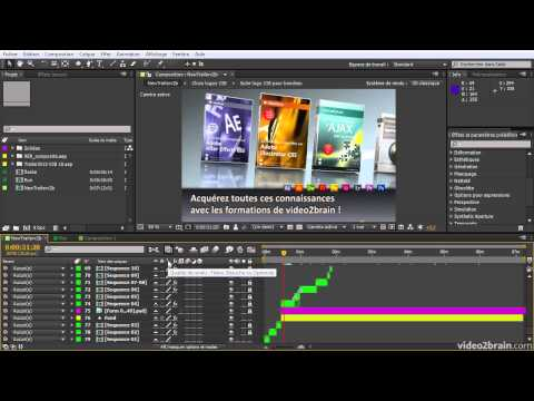 After Effects CS6 : Présentation d'After Effects