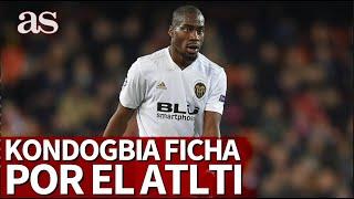 Un todoterreno para Simeone: los grandees número de Kondogbia | Diario AS