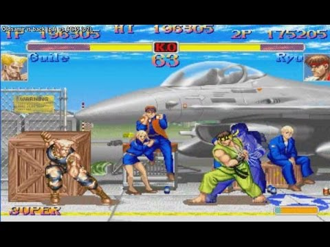 FightCade - Super Street Fighter 2 Turbo - oldsamir (France) vs 41i45 (United Kingdom) - 동영상