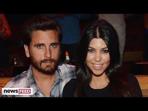 Kourtney Kardashian Dating NEW, OLDER Man?!