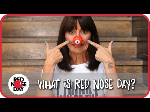 Red Nose Day: What is that all about?