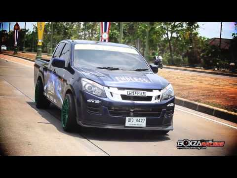 Isuzu D-Max - AEK GARAGE/ENDLESS THAILAND - BoxzaRacing magazine