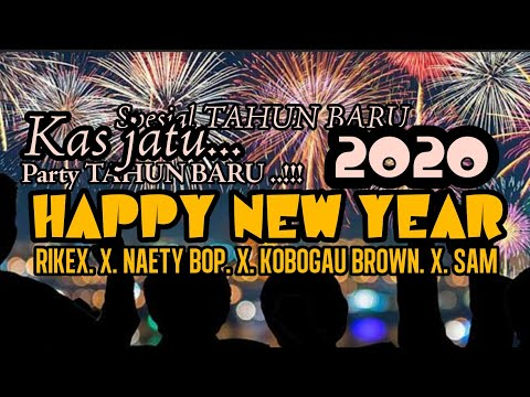 Happy New Year 🥳 R!kex & NAETY BOP, Kobogau Brown, SAM  ( VL ) 🤫 PARTY 2019-2020 PAPUA