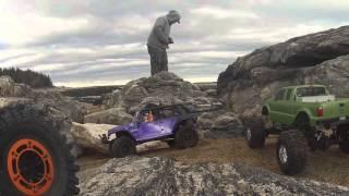 Crawling Reid State Park 2.21.16 Part 16