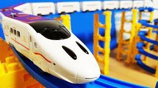 123TOYSのおすすめ人気動画 プラレール 新幹線 シンカリオン じこばかり...