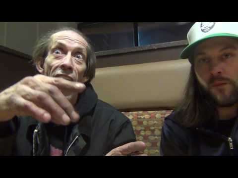 Cabin Fever Ep. 03 Darrell is HOMELESS IN ALASKA and Guest Rocky Dean