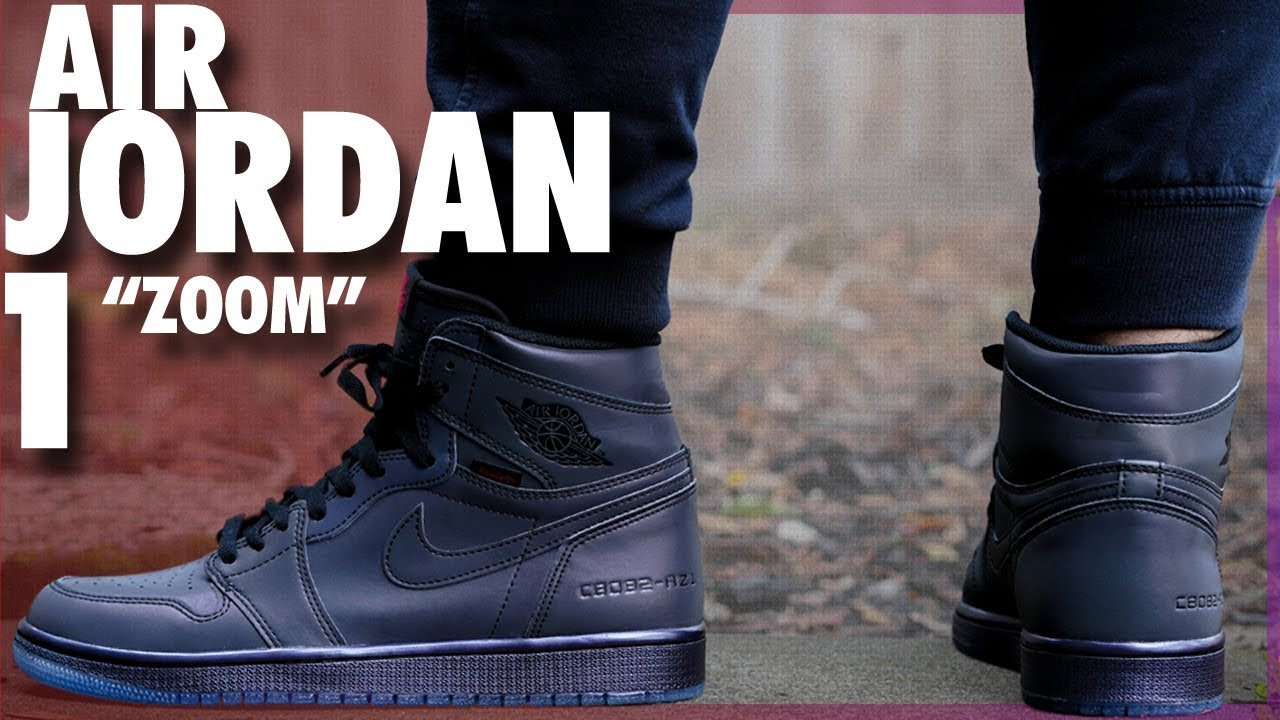 Is The Air Jordan 1 Zoom Fearless Worth It Youtube
