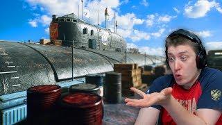 KURSK - игра о подводной лодке Курск.  ЗАЧЕМ ОНИ ЭТО СДЕЛАЛИ!?