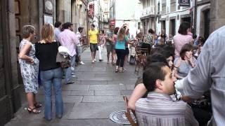 Music in the Streets: Santiago de Compostela, Spain