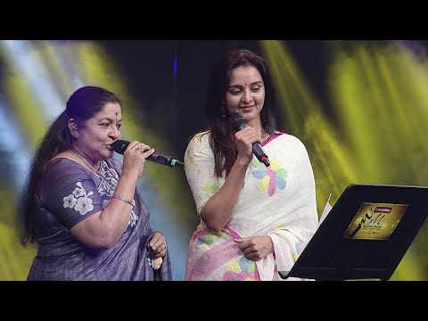 MMMA 2018 | Manju Warrier & K. S. Chithra make a melodious combo | Mazhavil Manorama
