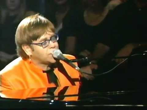 Elton John - Something About The Way You Look Tonight (Live) (Solo) #7 Of 12