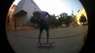 Grabsk8 in Macba
