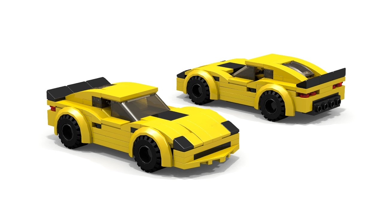 Lego speed champions audi r8 lms ultra instructions 14