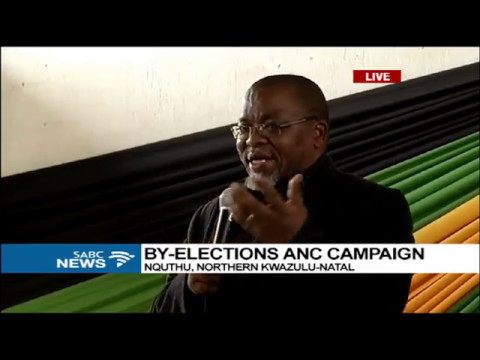 By-Elections ANC campaign in Nquthu, KZN - YouTube