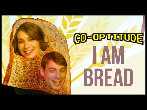 Felicia Day and Ryon Day are toast in I Am Bread available on Steam on this week