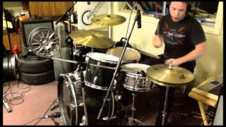 Morbid Angel - Immortal Rites (Drum cover)