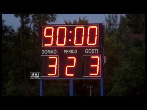 FK Spartak Zlatibor Voda 3-3 Mladost Lucani