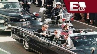 ¿Cómo murió John F. Kennedy? 50 aniversario de su muerte/ Excélsior Informa con Yohali Reséndiz