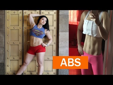 Abs Workout Month 3 Progress, Cardio, and Food