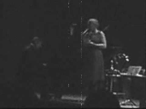 Aga Zaryan - Throw It Away Live in Węgorzewo 31.10.2009