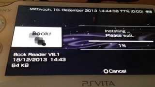 PS Vita: How to Install ISOs & CSOs at the FW 3.01 TN-V8 eCFW