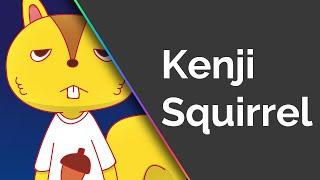 Kenji Squirrel Speedpaint (Summer Wars)