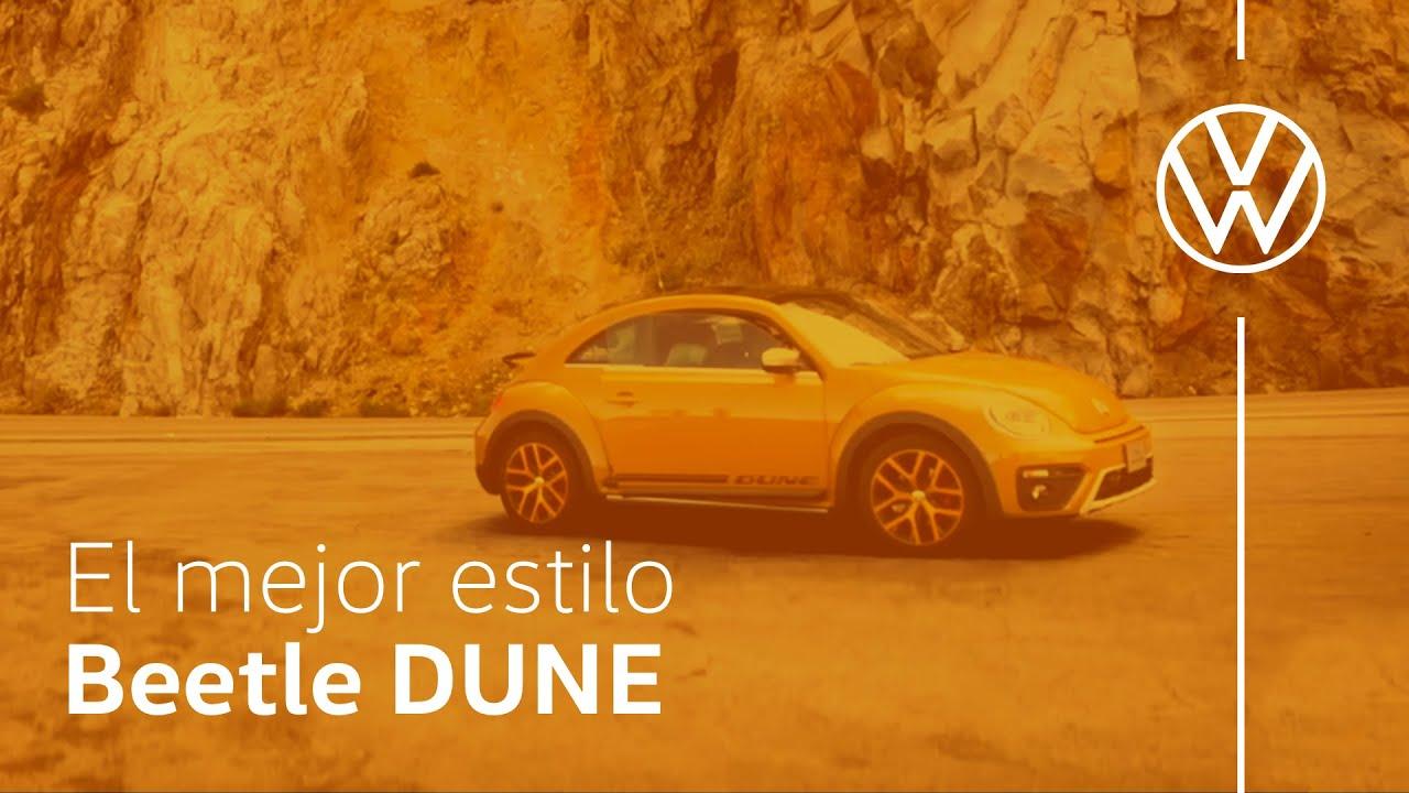 rese a beetle dune 2018 volkswagen youtube. Black Bedroom Furniture Sets. Home Design Ideas