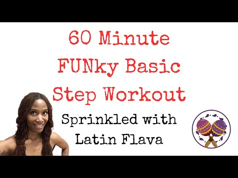 *Live* 60 Minute Basic Step Workout